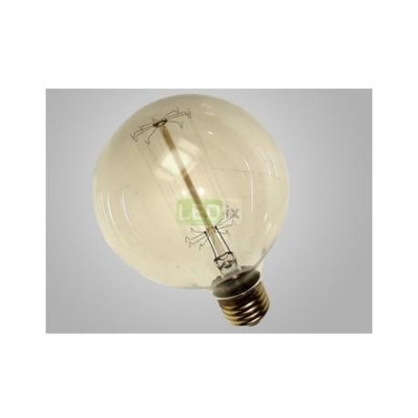 Klasyczna żarówka REKlasyczna żarówka RETRO EDISON STYLE E27 60W G95 230VAC