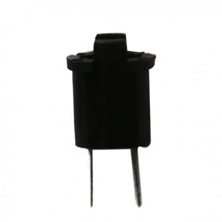 Oprawka do żarówki R5 T5 W2W z pinami
