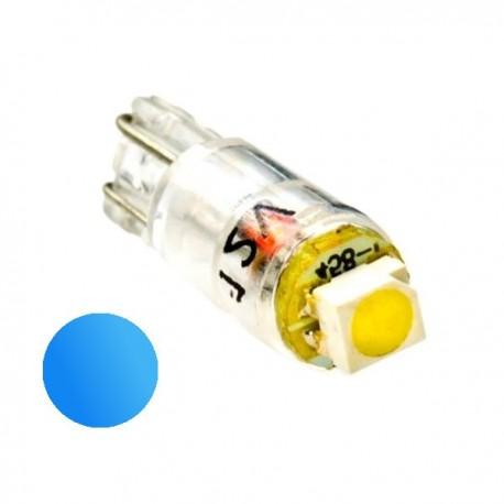 Żarówka Led R5 SMD 3528 12V niebieska