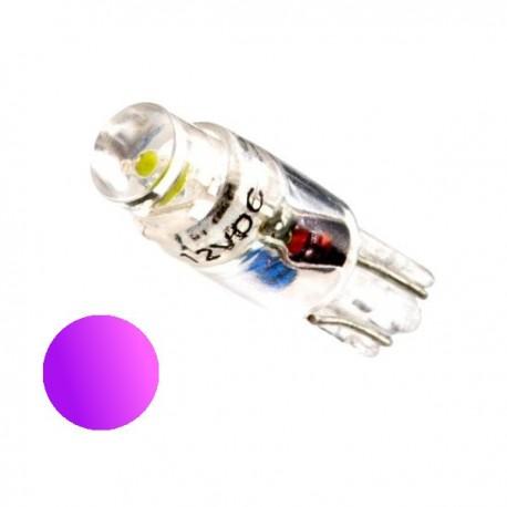 Żarówka Led R5 walcowa 12V UV