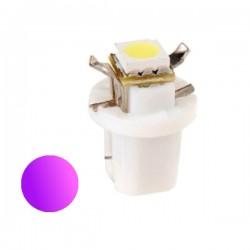 Żarówka Led R5 z cokołem SMD 5050 12V UV