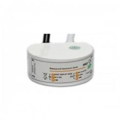 Zasilacz hermetyczny dopuszkowy fi60 15W 1,25A IP67 12V