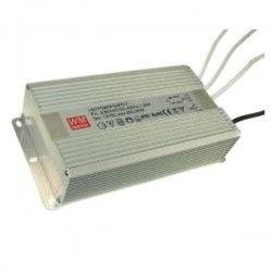 Zasilacz hermetyczny aluminium 250W 20A IP67 12V
