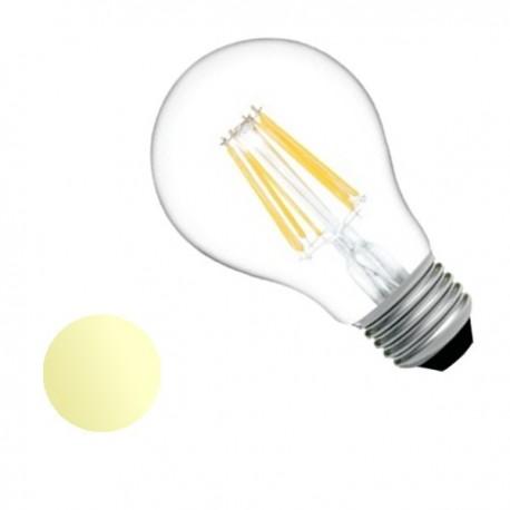 Żarówka Led E27 6W Filament 230V biała ciepła
