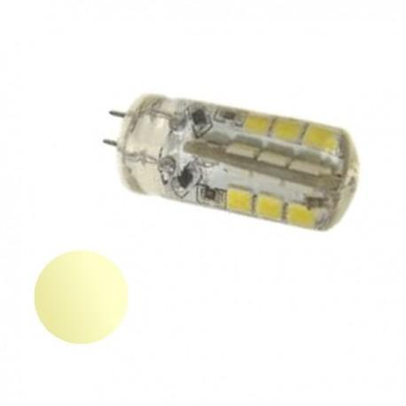Żarówka Led G4 3W Żel biała ciepła 12V