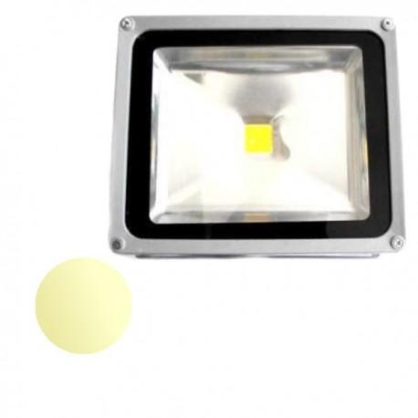 Naświetlacz Led 50W 230V biały ciepły