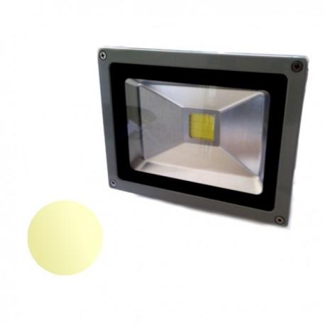 Naświetlacz Led 20W 230V biały ciepły