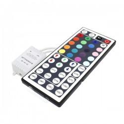 Sterownik RGB na podczerwień 44 przyciski MINI 6A 72W 12V