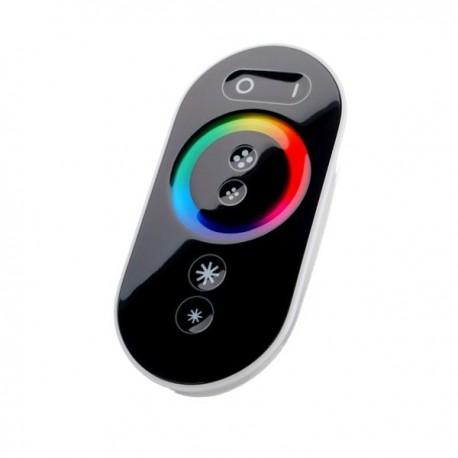 Sterownik RGB radiowy dotykowy seria Touch czarny 12V