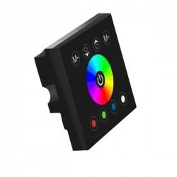 Sterownik RGBW ścienny dotykowy Touch panel 16A 192W 12-24V