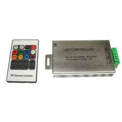 Sterownik RGB radiowy 20 przycisków 6A 72W 12V