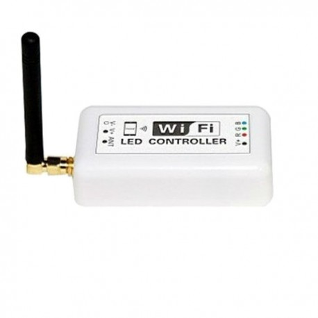Sterownik Led RGB WiFi 12A 144W 12V
