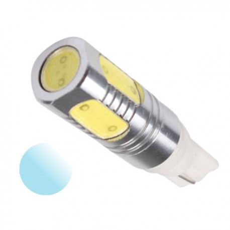 Żarówka LED R10 5x COB 10-30V biała