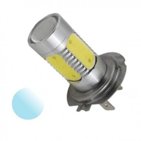 Żarówka Led H7 5x COB 10-30V biała
