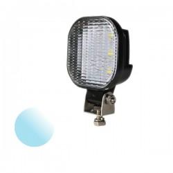 Lampa Led Offroad kwadrat KW110 9x 1W 12-24V biała zimna