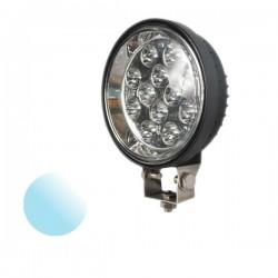 Lampa Led Offroad okrągła KW113 12x 1W 12-24V biała zimna