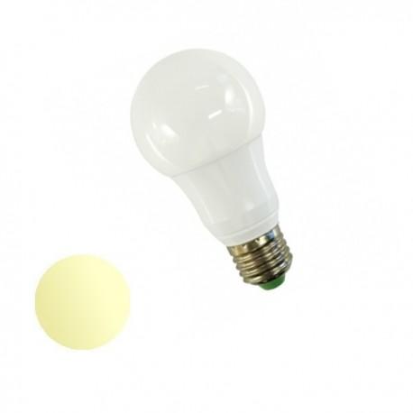 Żarówka Led E27 9W ART 230V biała ciepła