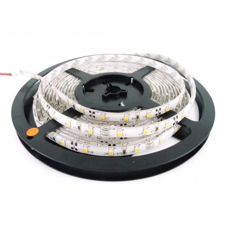 Taśma LED 300 SMD 3528 4,8W/m IP65 12V