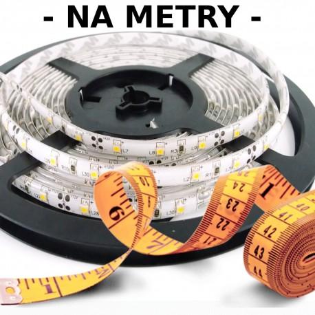 Taśma LED 60 SMD 3528 4,8W/m IP65 12V