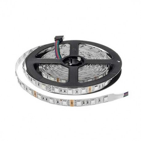Taśma Led 300/5m SMD 5050 IP20 12V RGB