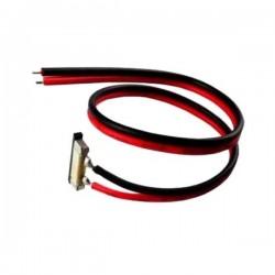 Złącze SMD pojedyńcze do taśmy Led 10mm z przewodem