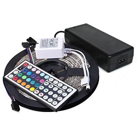 Zestaw LED RGB 150 SMD 5050 IP20