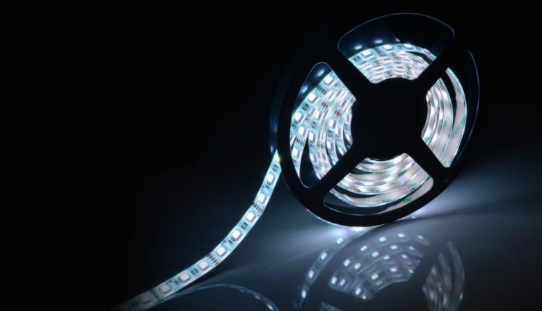 Elastyczne taśmy LED