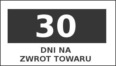 30 dni na zwrot towaru